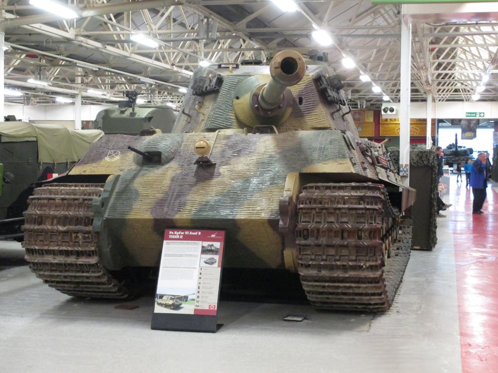 ボービントン戦車博物館 061-2