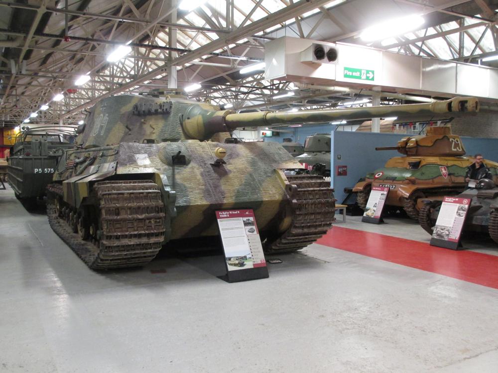 ボービントン戦車博物館 061-1