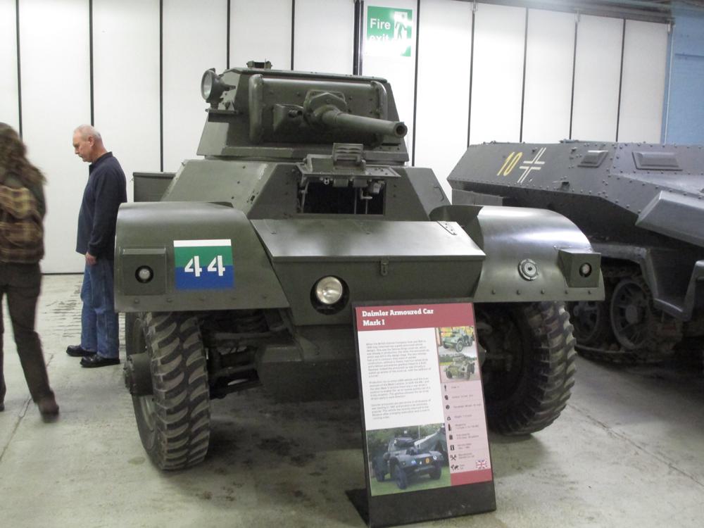ボービントン戦車博物館 060