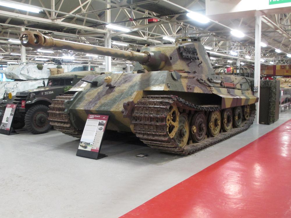 ボービントン戦車博物館 061-3