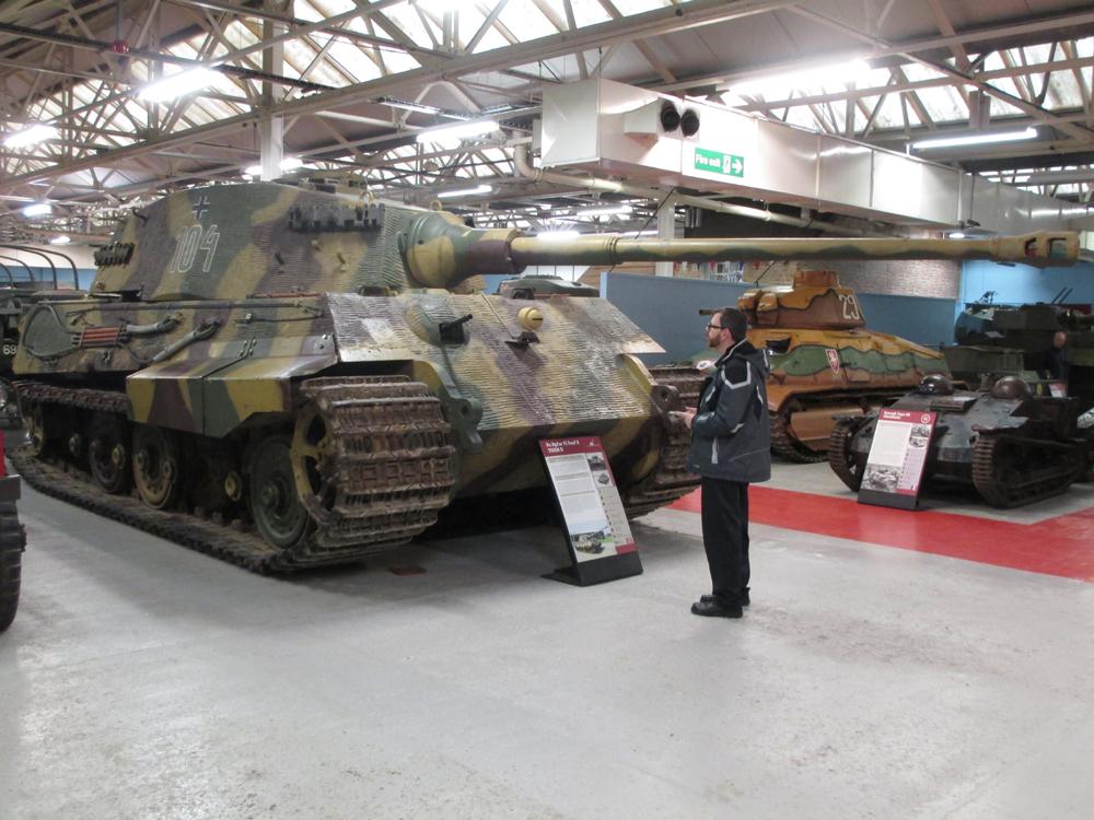 ボービントン戦車博物館 061-4