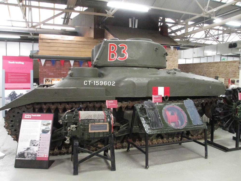 ボービントン戦車博物館 062