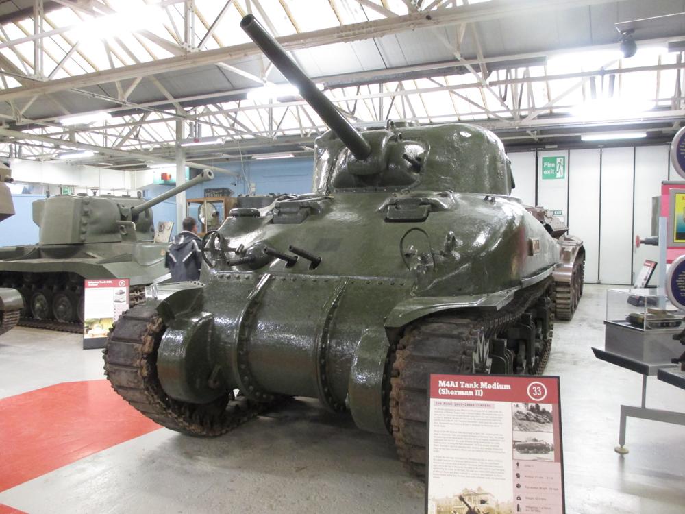 ボービントン戦車博物館 063