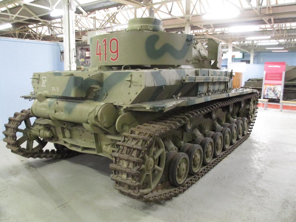 ボービントン戦車博物館 064-3