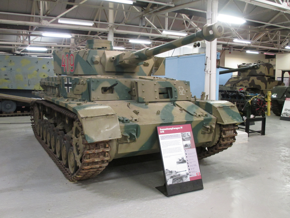 ボービントン戦車博物館 064-1