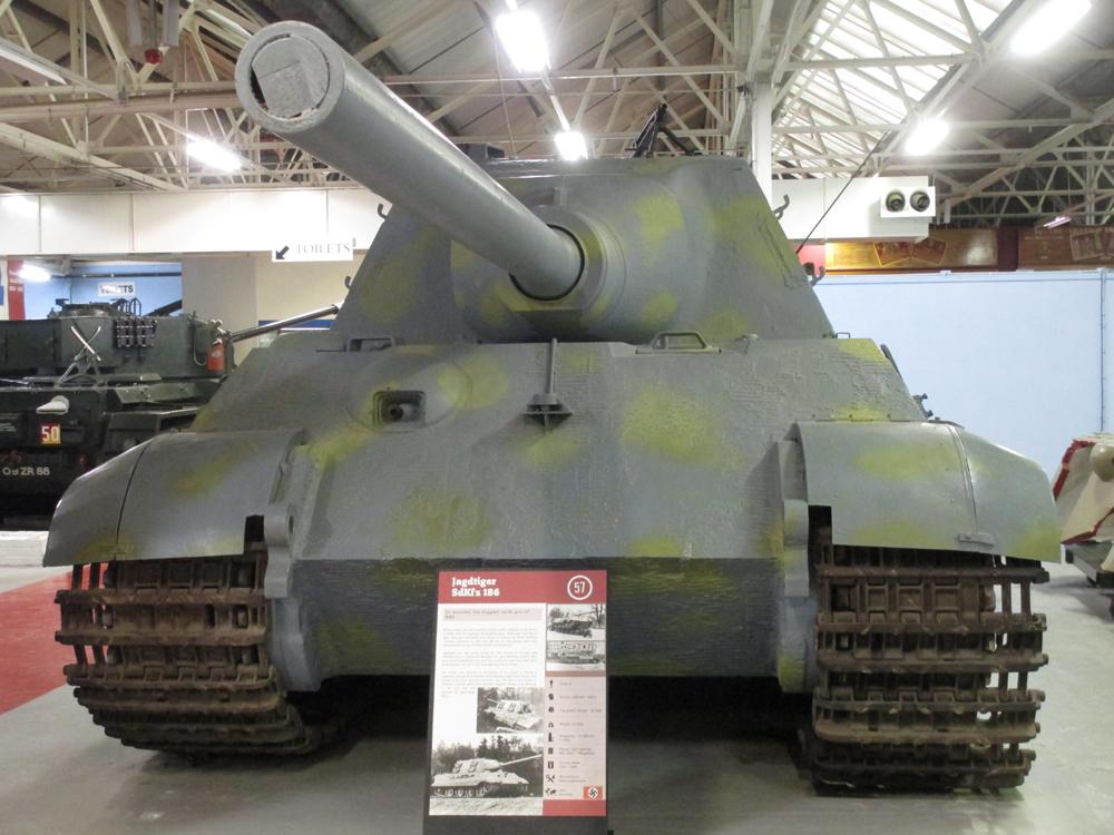 ボービントン戦車博物館 065-1