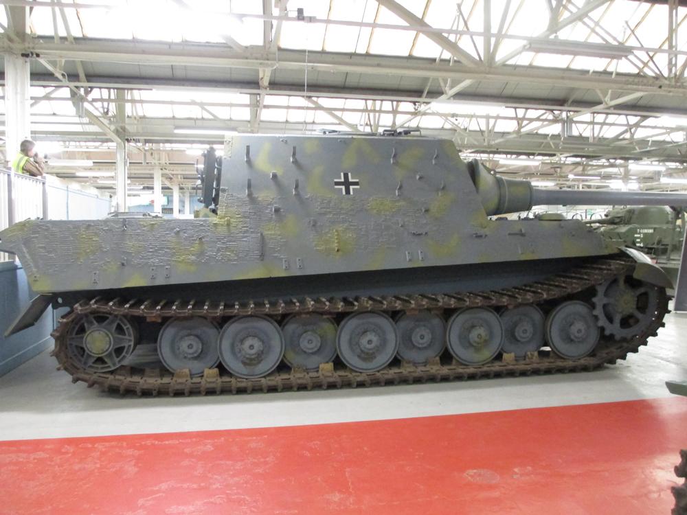 ボービントン戦車博物館 065-3