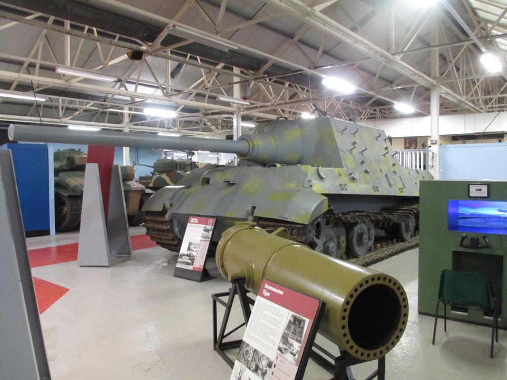 ボービントン戦車博物館 065-2