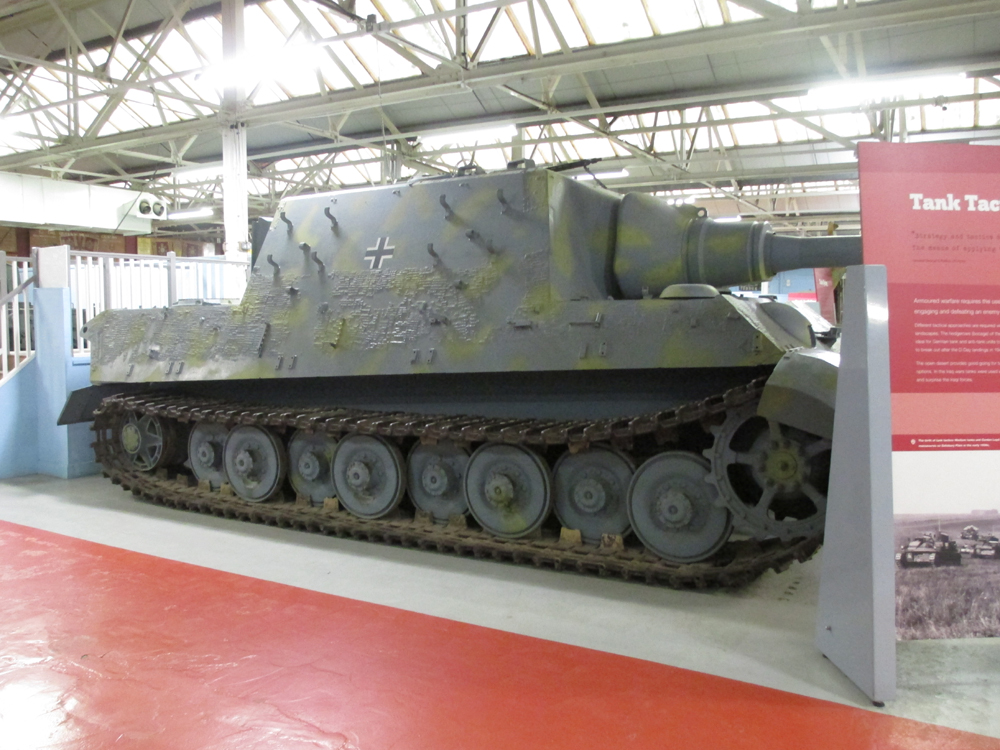 ボービントン戦車博物館 065-4