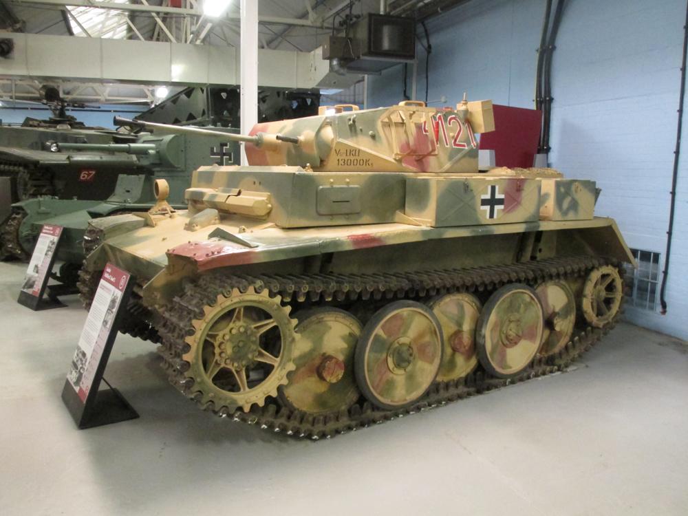 ボービントン戦車博物館 068-2