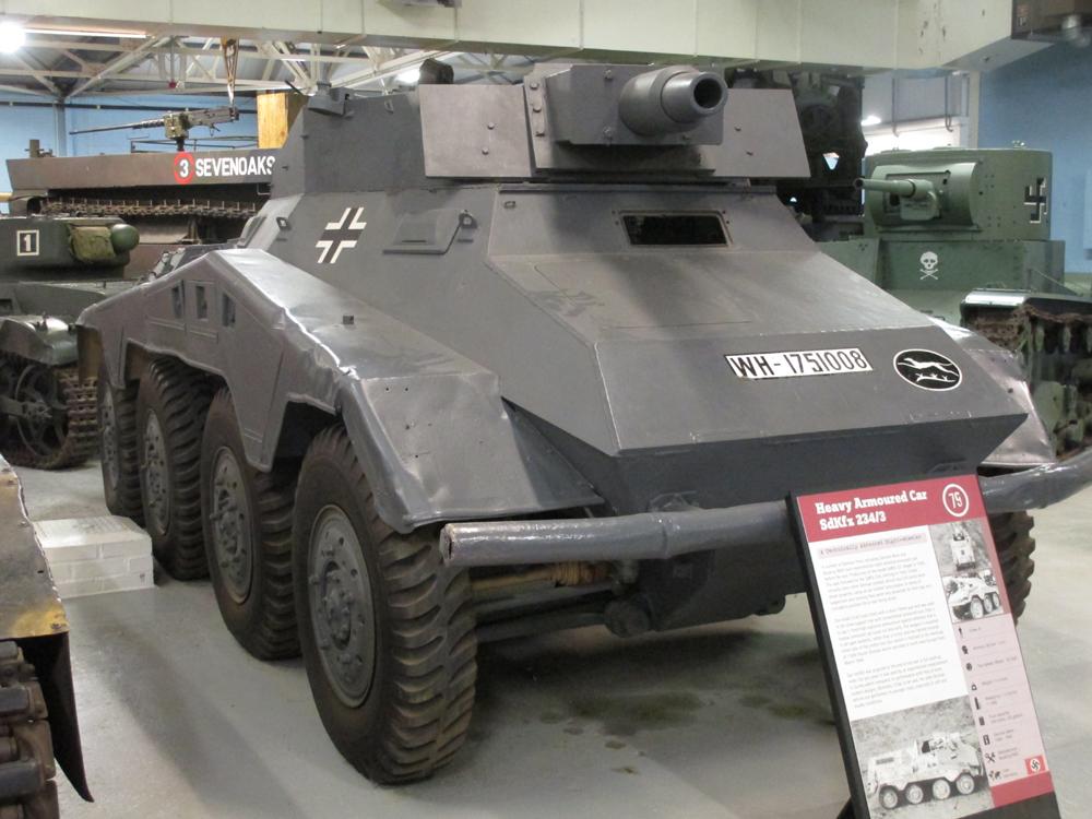 ボービントン戦車博物館 069