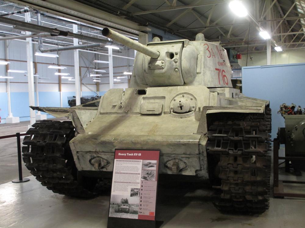 ボービントン戦車博物館 067-2