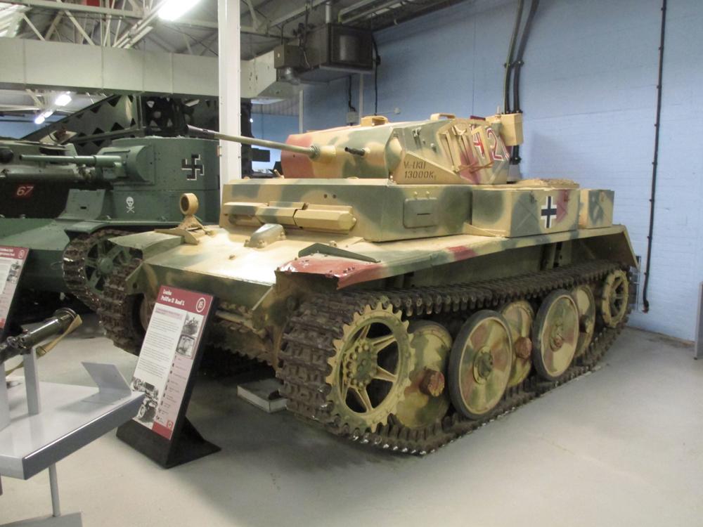 ボービントン戦車博物館 068-1