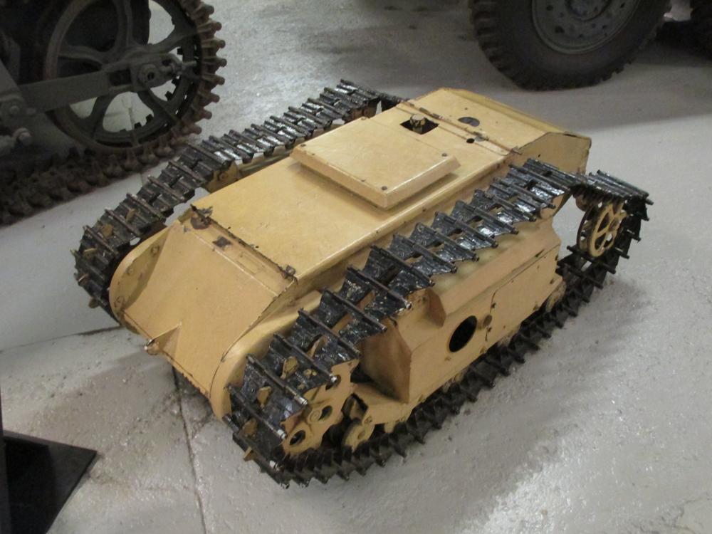 ボービントン戦車博物館 071
