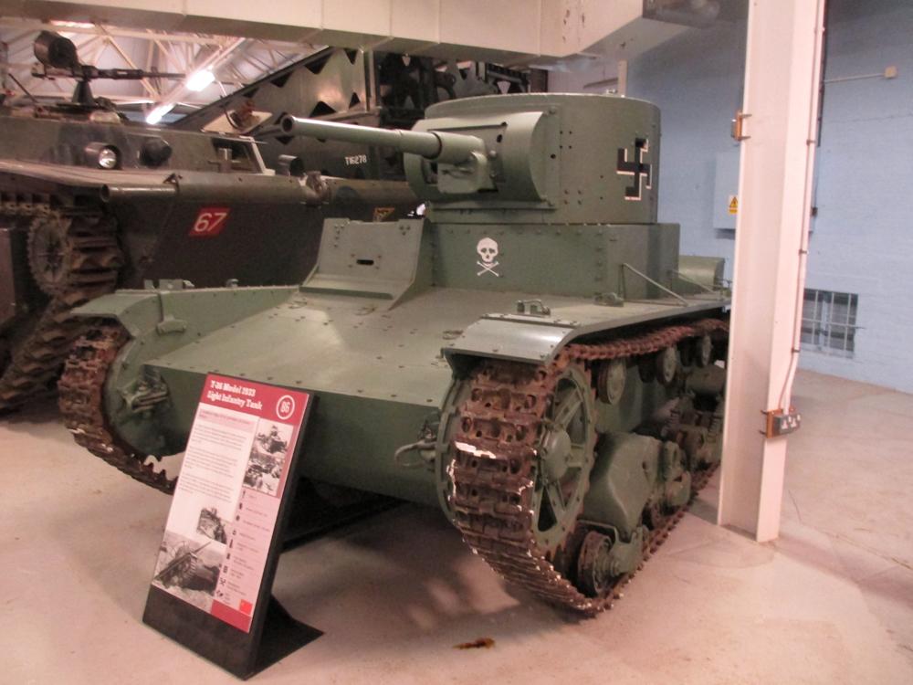 ボービントン戦車博物館 070