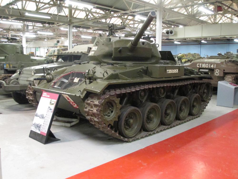 ボービントン戦車博物館 073