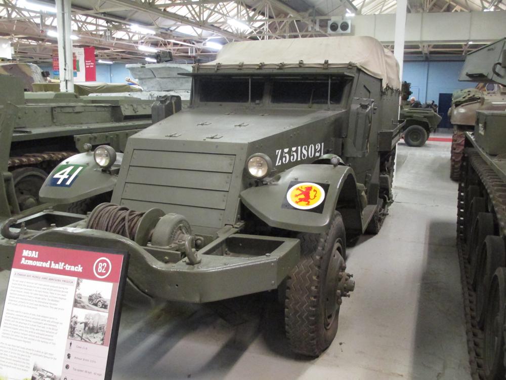 ボービントン戦車博物館 074