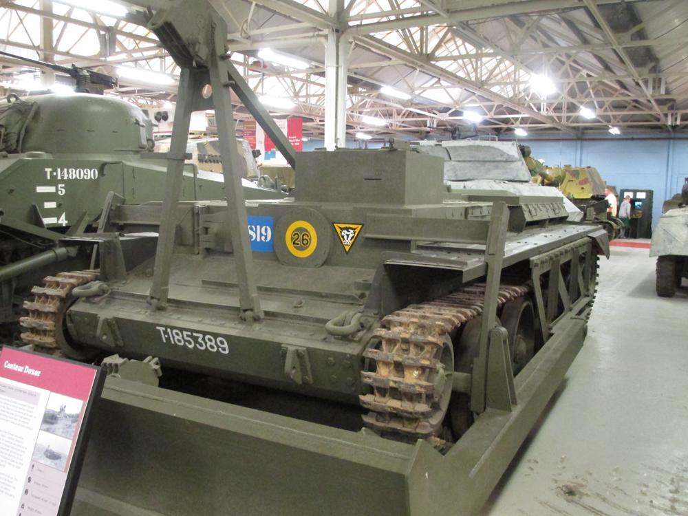 ボービントン戦車博物館 075