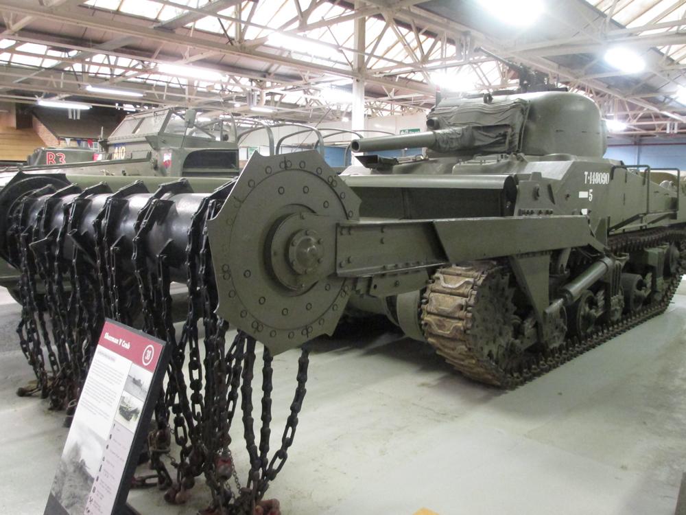 ボービントン戦車博物館 076