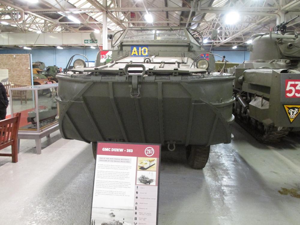 ボービントン戦車博物館 077
