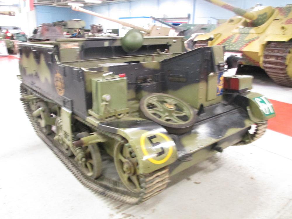 ボービントン戦車博物館 078