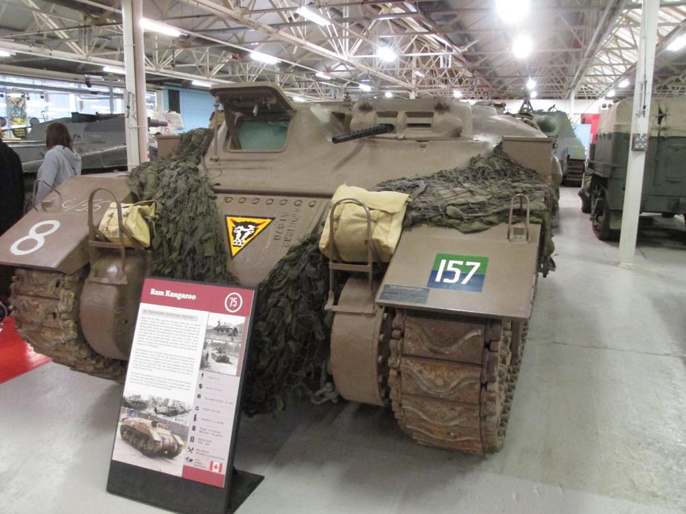 ボービントン戦車博物館 081