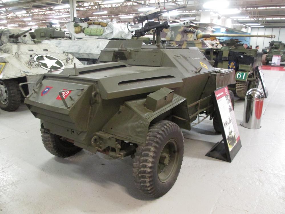ボービントン戦車博物館 080