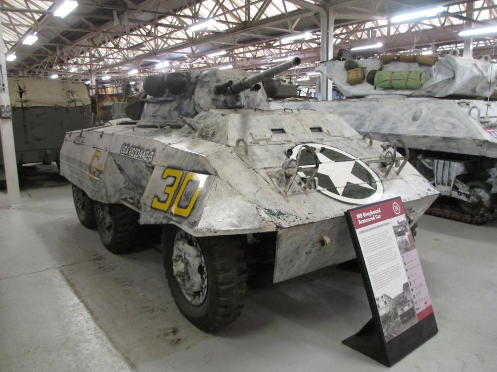 ボービントン戦車博物館 082