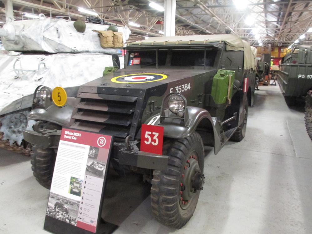 ボービントン戦車博物館 084