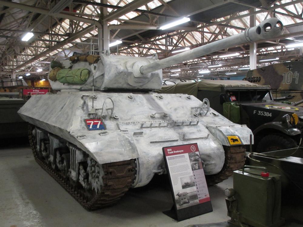 ボービントン戦車博物館 083