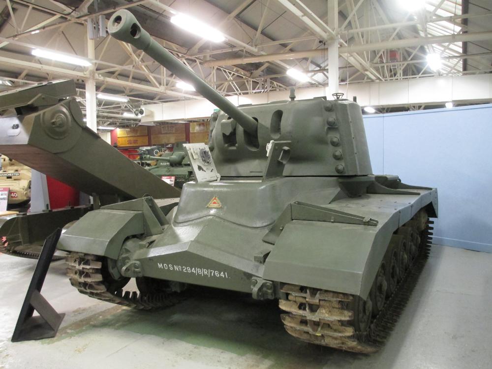 ボービントン戦車博物館 086