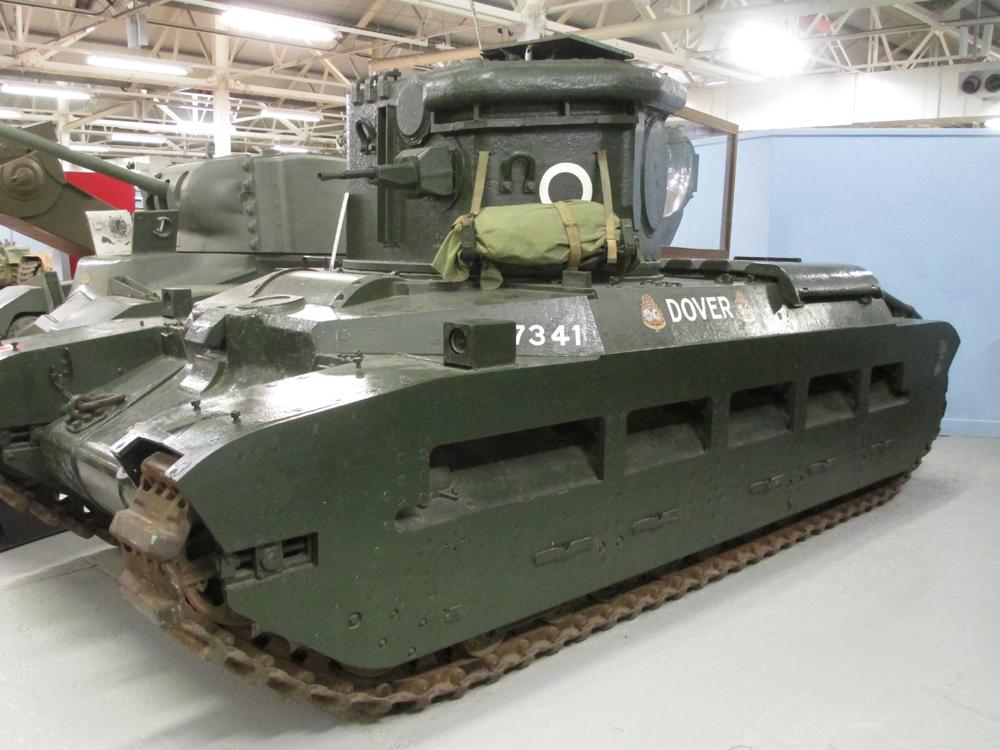 ボービントン戦車博物館 087