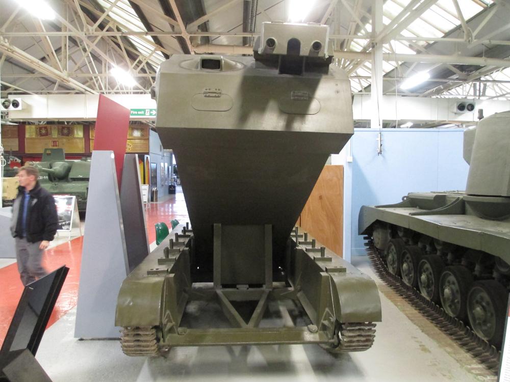 ボービントン戦車博物館 085