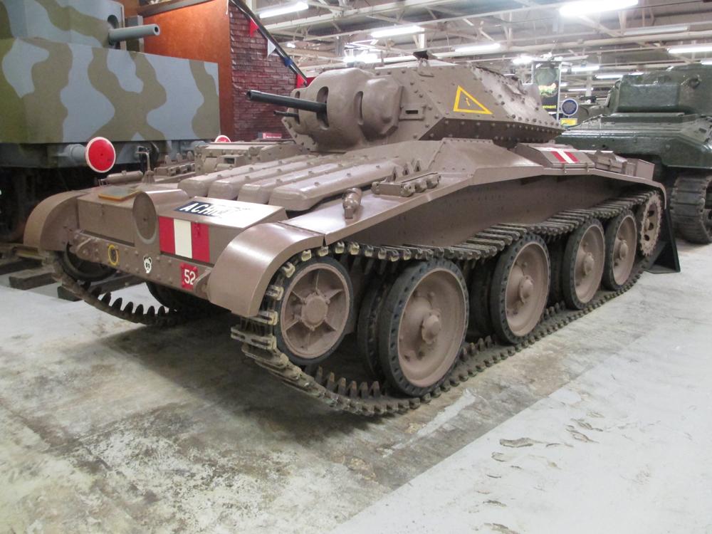 ボービントン戦車博物館 089