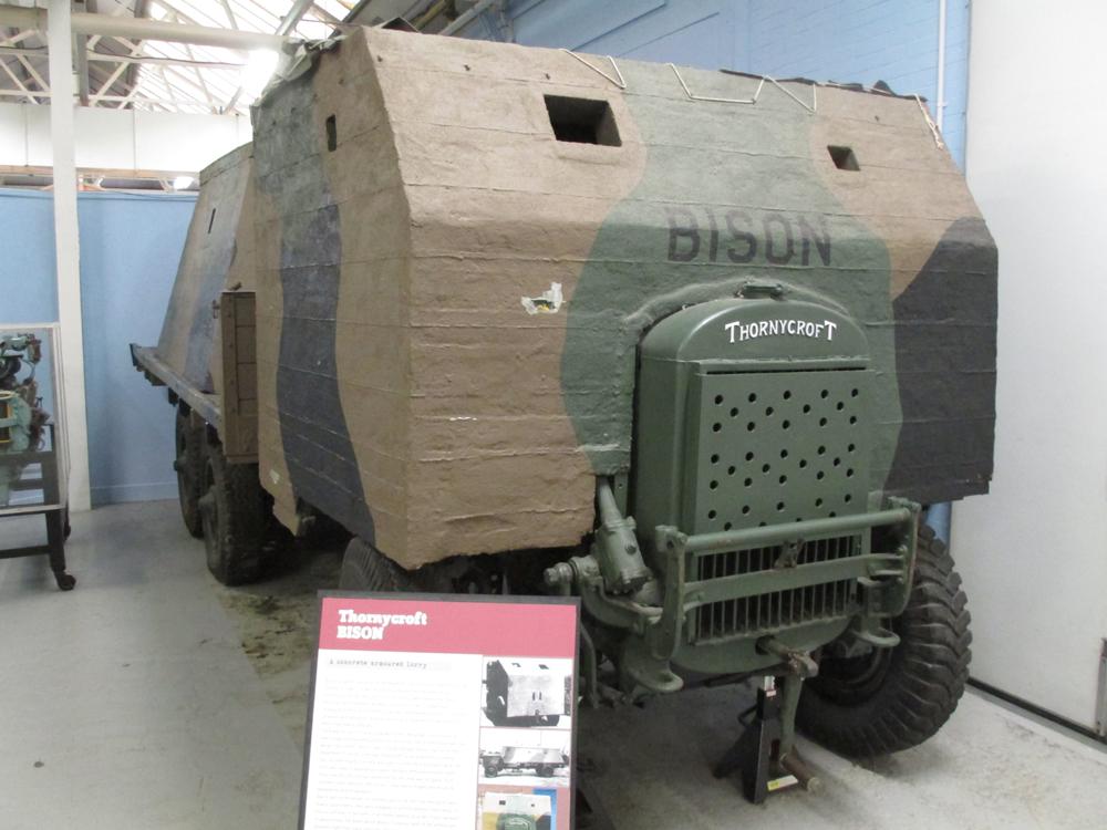 ボービントン戦車博物館 088