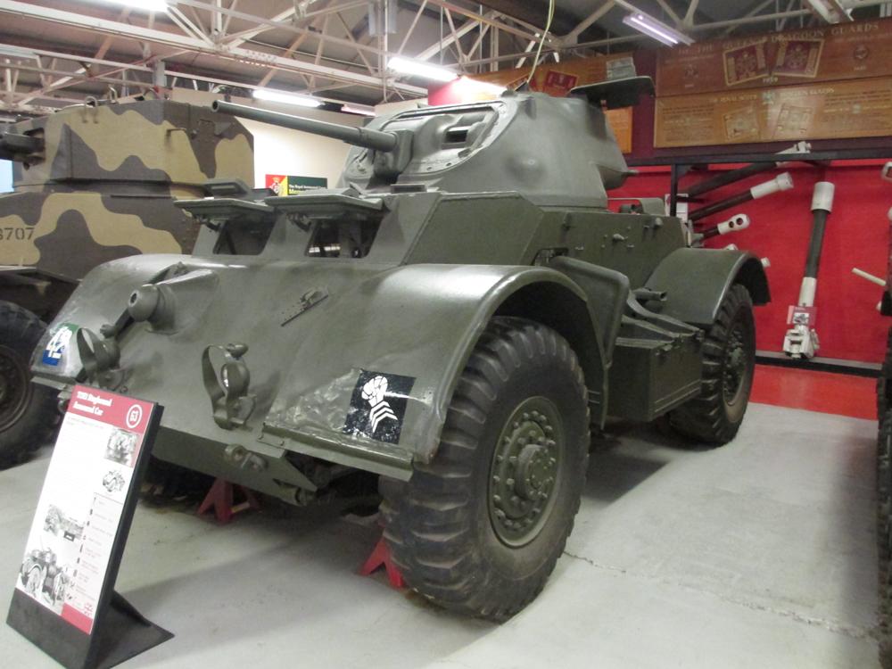 ボービントン戦車博物館 093