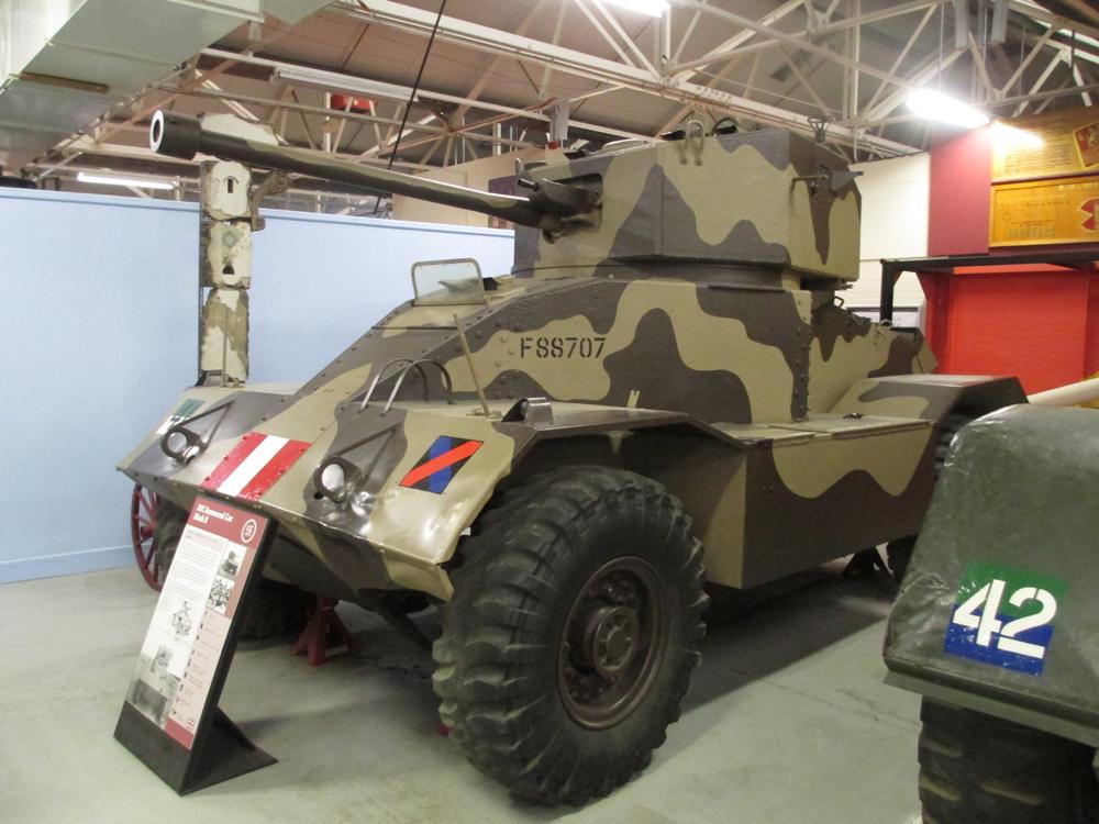 ボービントン戦車博物館 092