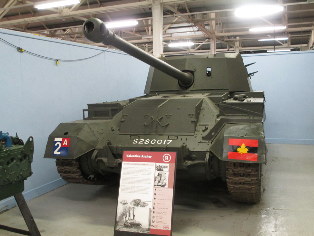 ボービントン戦車博物館 091