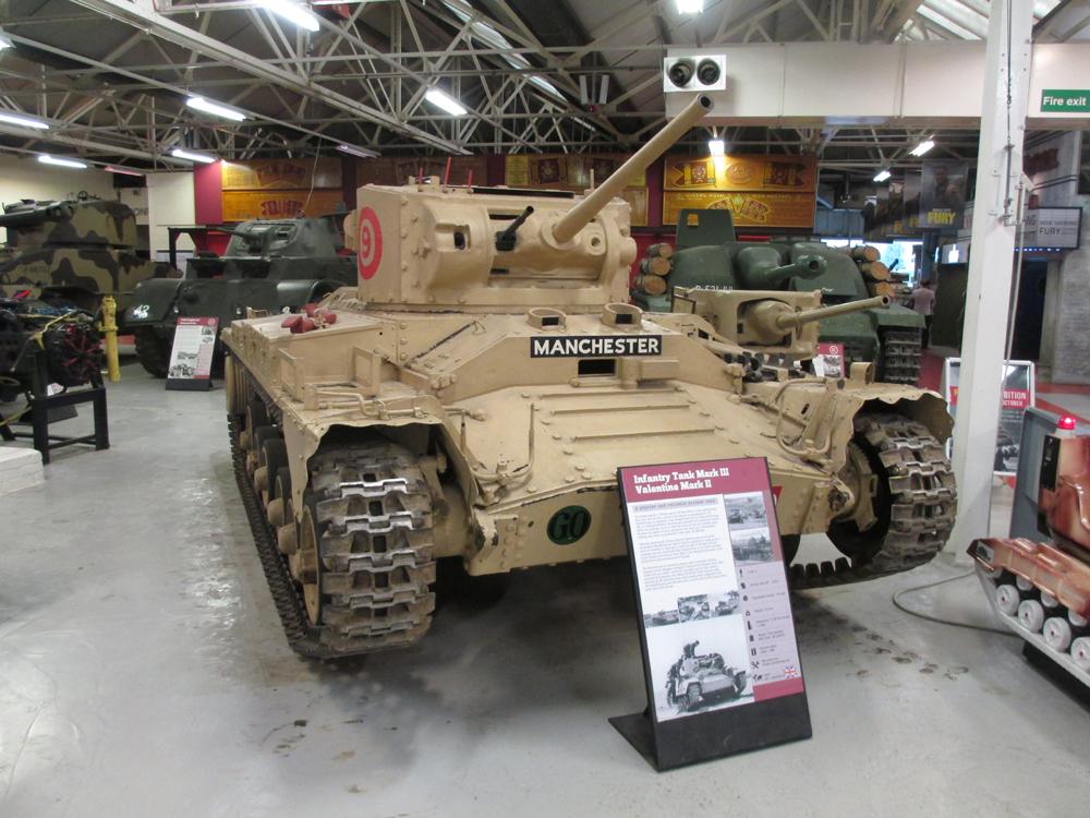 ボービントン戦車博物館 090
