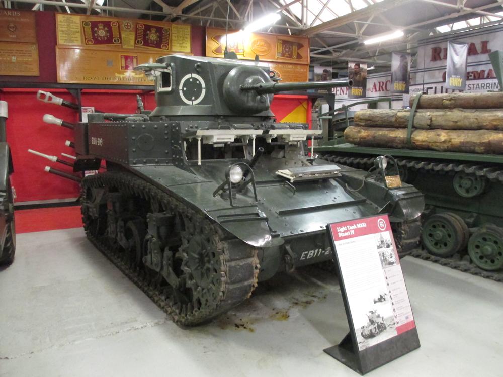 ボービントン戦車博物館 094