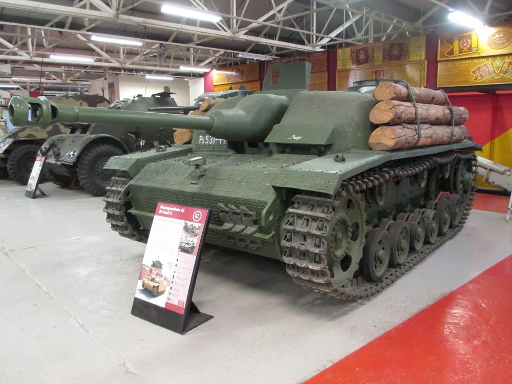 ボービントン戦車博物館 096-1