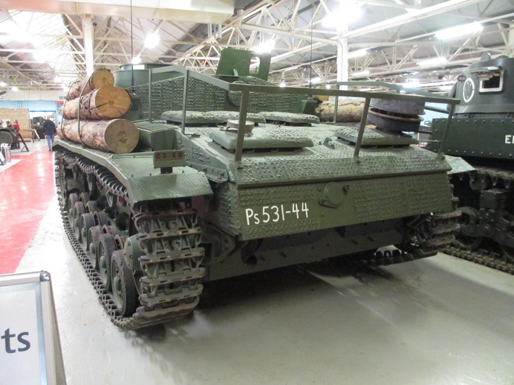 ボービントン戦車博物館 096-2