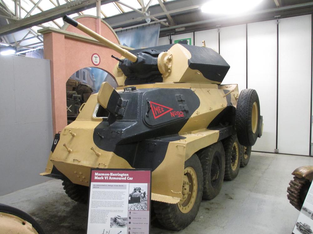 ボービントン戦車博物館 095