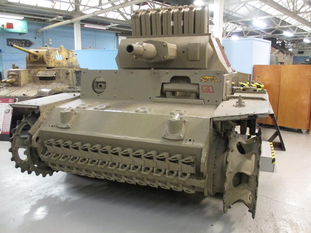 ボービントン戦車博物館 097