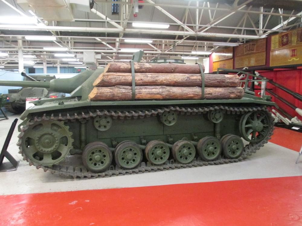 ボービントン戦車博物館 096-3