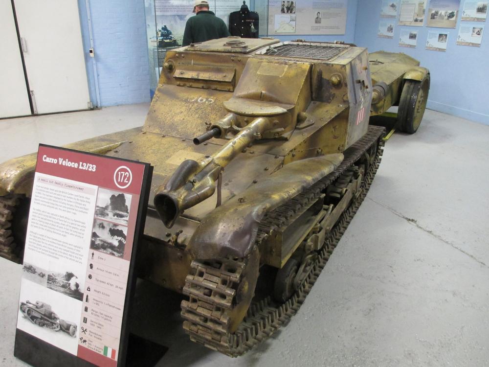 ボービントン戦車博物館 099