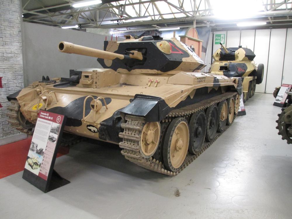 ボービントン戦車博物館 100