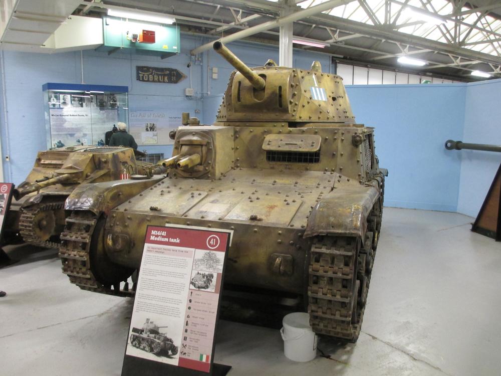 ボービントン戦車博物館 098