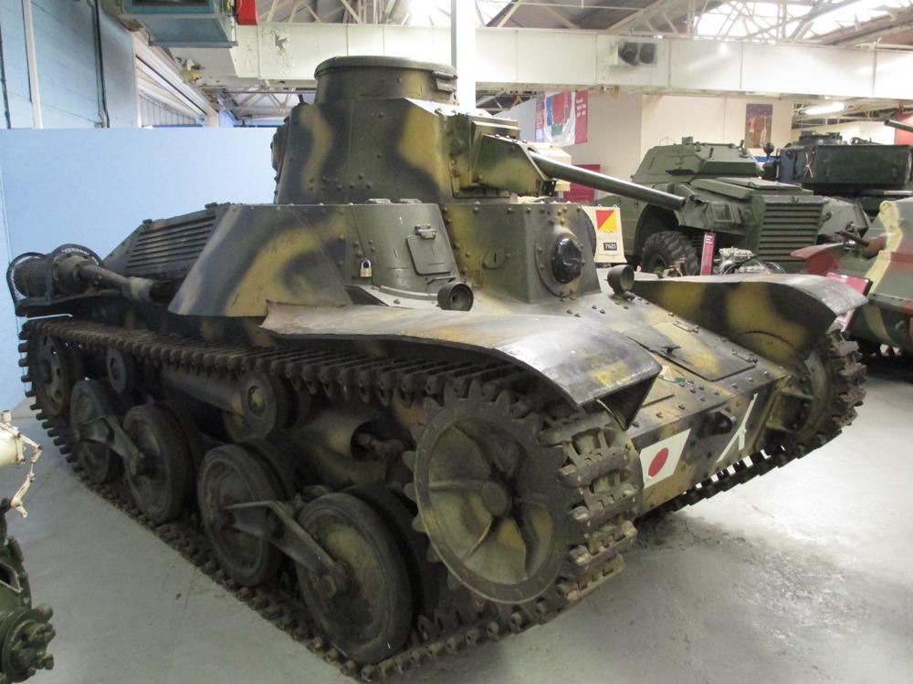 ボービントン戦車博物館 101-1