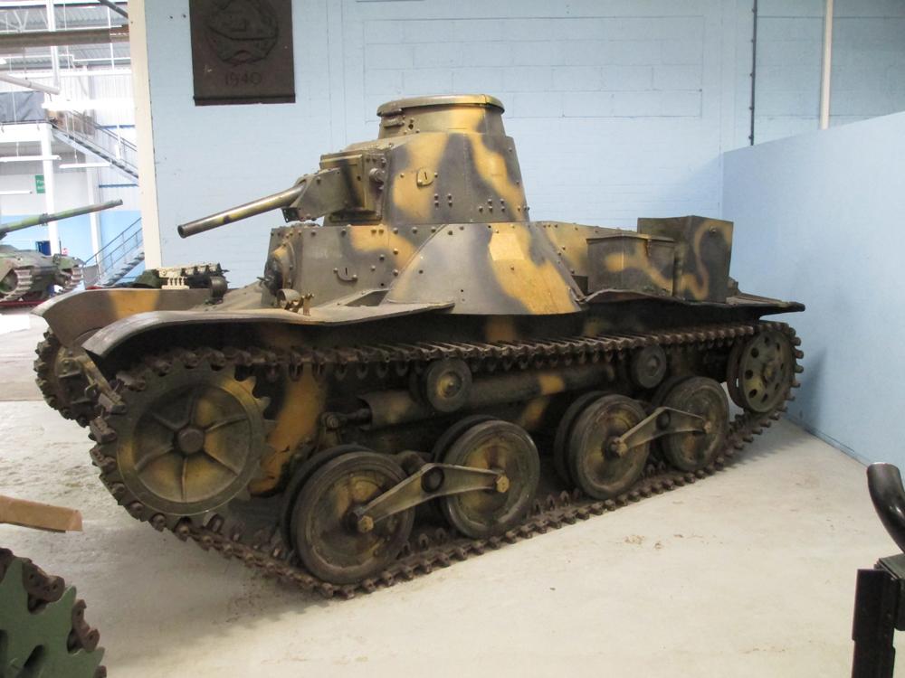 ボービントン戦車博物館 101-2